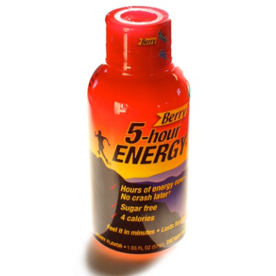5 Hour Energy (5 Horas Energia) - Lote 2 x 59 ml
