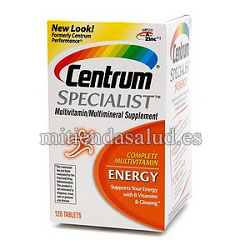 Centrum Specialist Energy 120 Tabletas