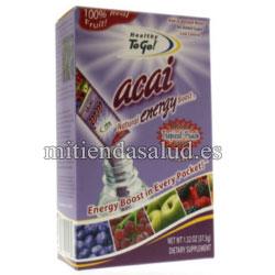 Comprar Acai Berry Energia To Go Brands 6 bolsas