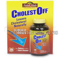 Cholest-Off 240 tabletas