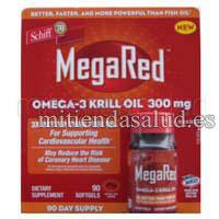 Omega 3 Aceite de camarones 300 mg 90 capsulas en gel