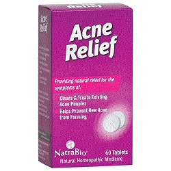 Acne Relief NatraBio 60 tabletas