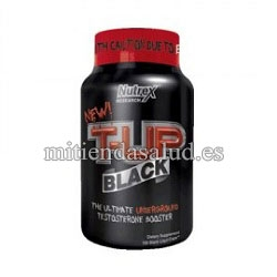 T-UP Black Nutrex 120 capsulas