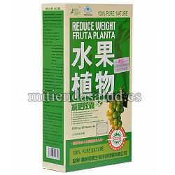 Fruta Planta Reduce Weight 400mg 30 capsulas
