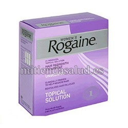 Rogaine 2% Minoxidil para Mujer - 3 meses