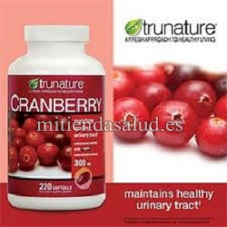 Cranberry 300 mg 220 Capsulas