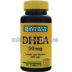 DHEA 50mg Good Natural 50 capsulas