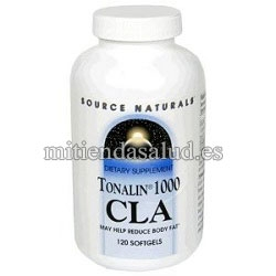 Tonalin 1000 CLA Source Natural 30 capsulas