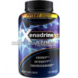 Xenadrine XT Xtreme Cytogenix 120 capsulas