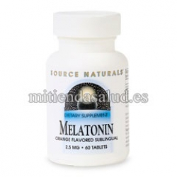 Melatonina 2.5mg Source Natural 120 capsulas