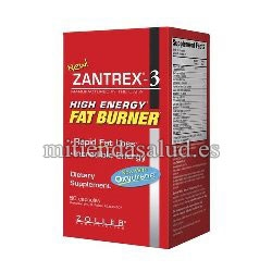 Zantrex 3 High Energy 56 Tabletas