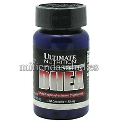 DHEA 100mg Ultimate Nutrition 100 tabletas