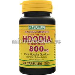 Hoodia Gordonii 800mg Good Natural 30 tabletas
