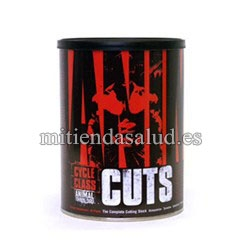 Animal Cuts Universal Nutrition 42 packs