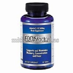 Focus Smart Focus Factor 150 Comprimidos