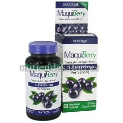 MAQUI BERRY 1000 mg 60 capsulas
