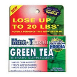 MegaT Green Tea 30 capsulas